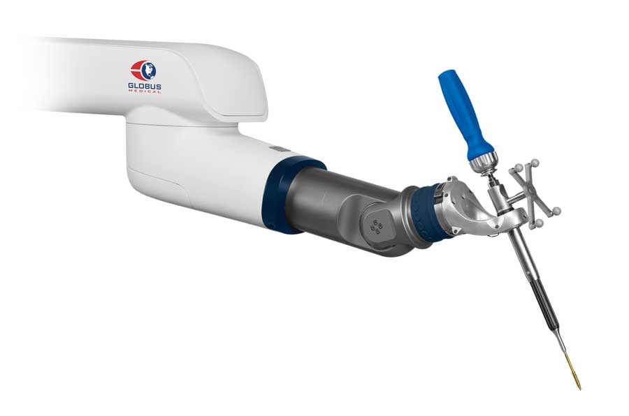 Globus Robotic Spine Surgery