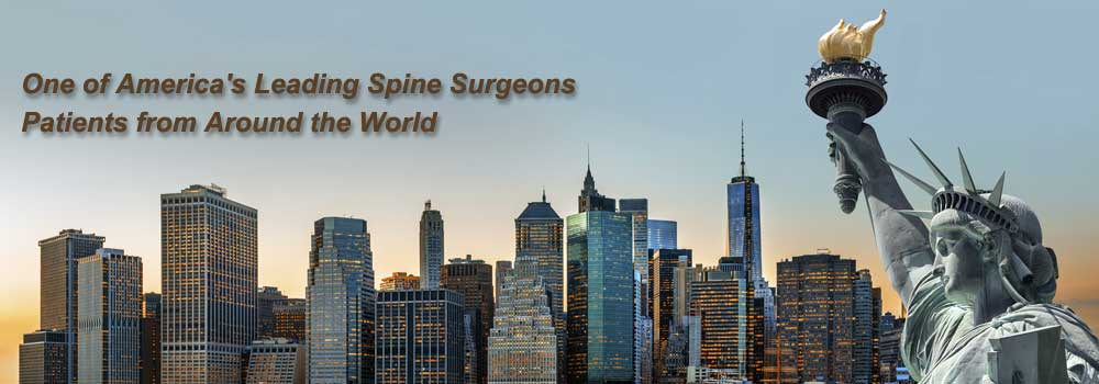 A Leader in Spine Surgery